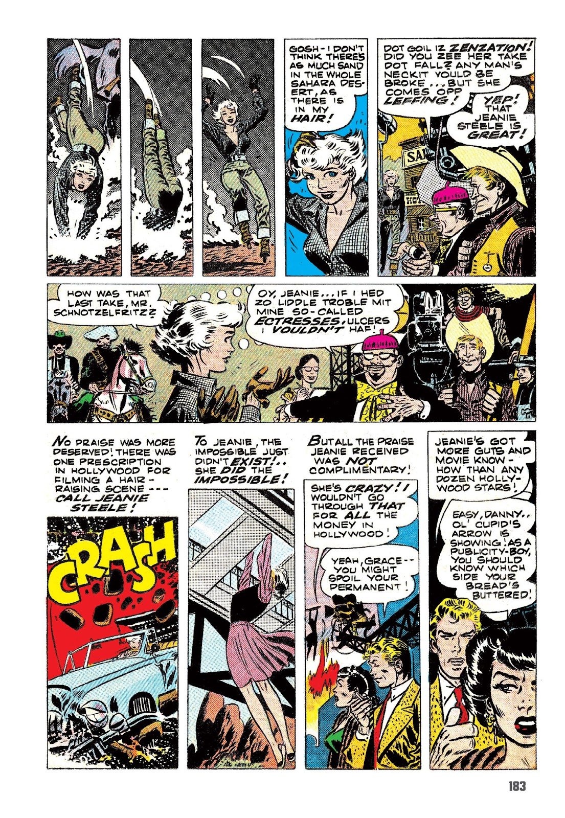 Read online The Joe Kubert Archives comic -  Issue # TPB (Part 2) - 94