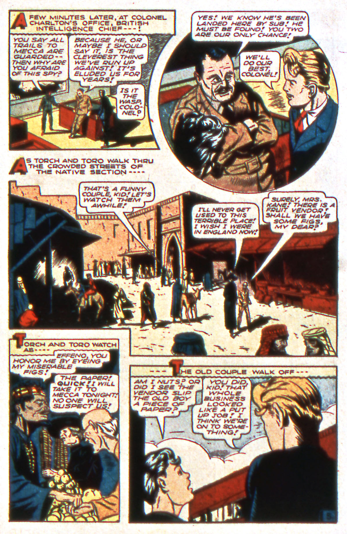 Read online All-Winners Comics comic -  Issue #12 - 7