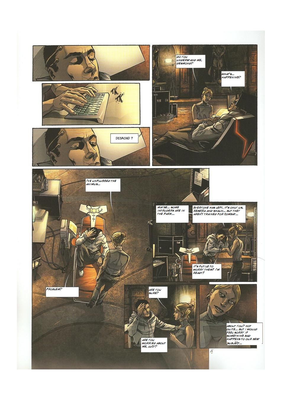 Read online Assassin's Creed (2009) comic -  Issue #3 - 18