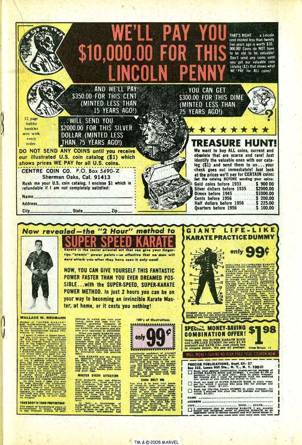 Uncanny X-Men (1963) issue 71 - Page 19
