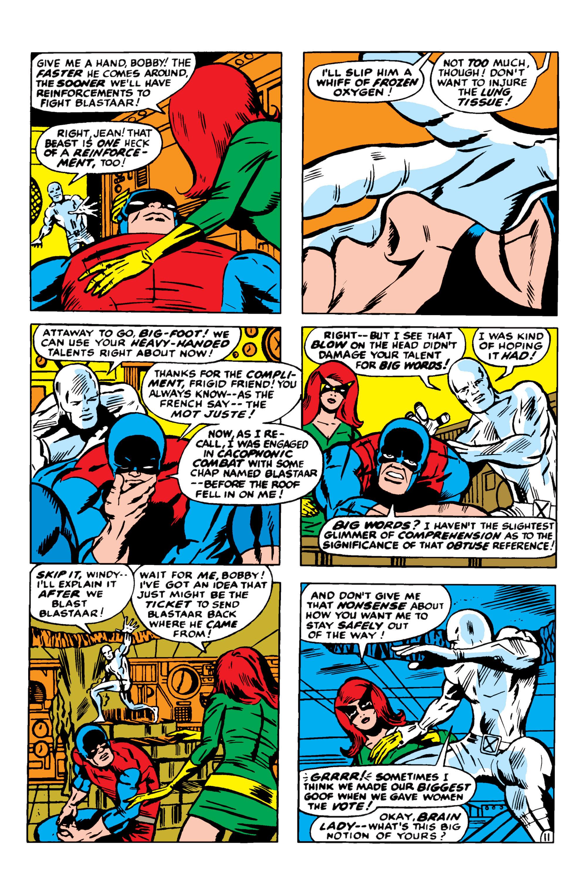 Uncanny X-Men (1963) 53 Page 11