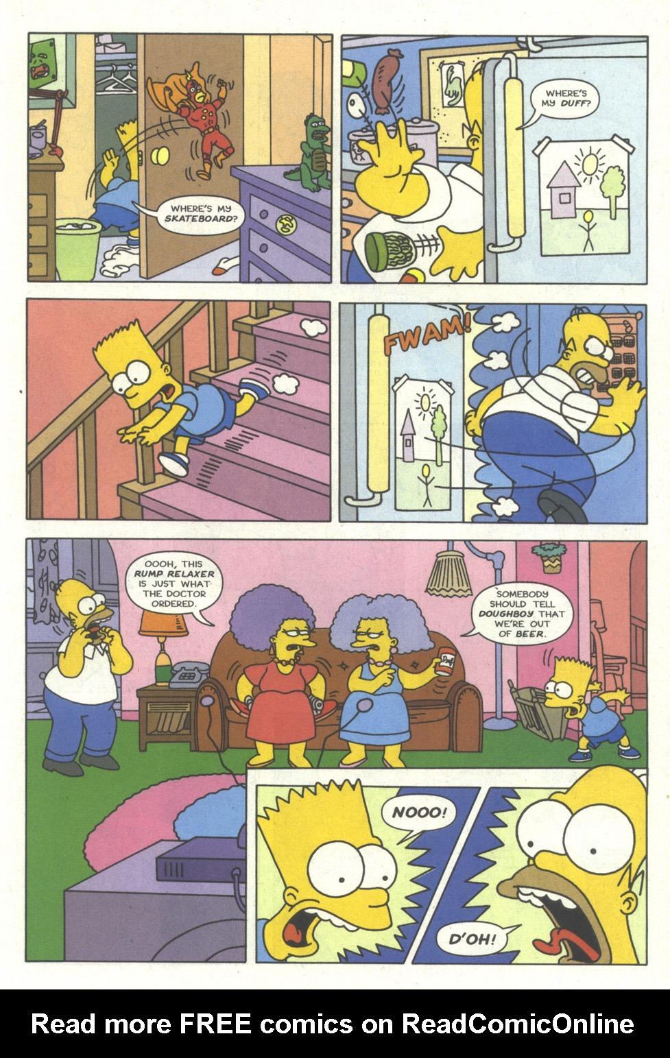 Read online Simpsons Comics comic -  Issue #16 - 10
