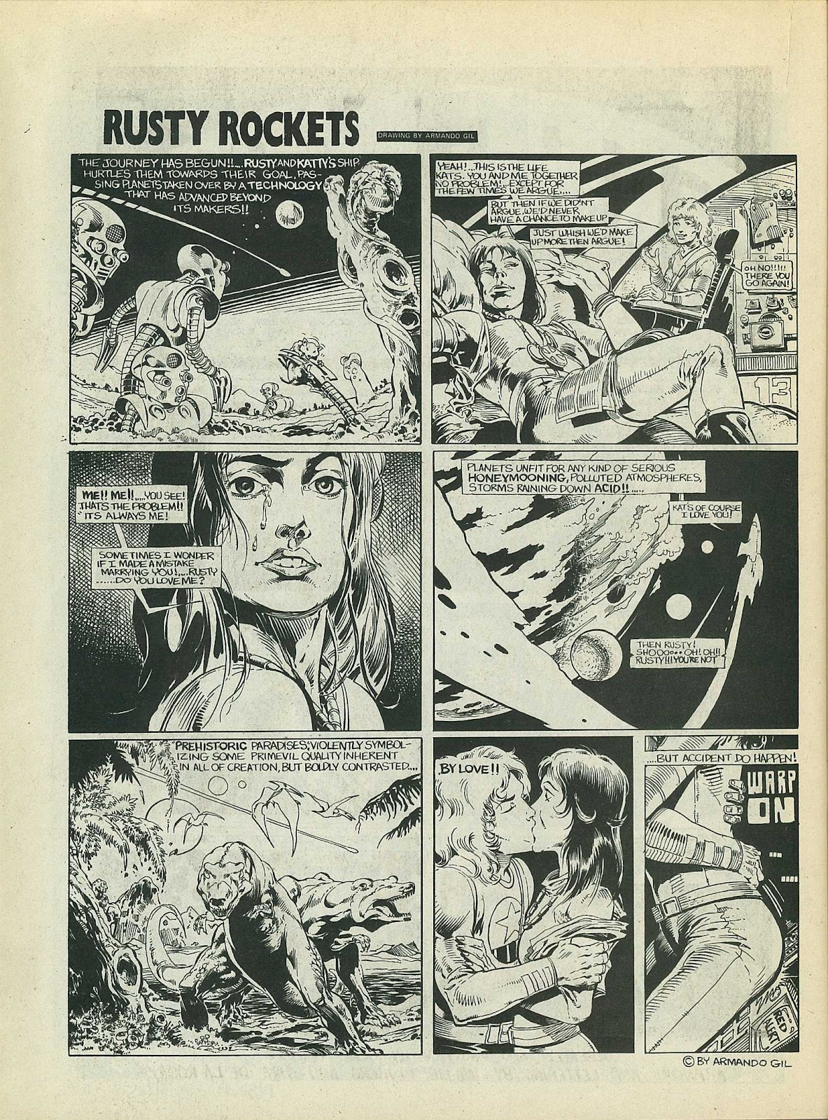 Star Fighters issue 3 - Page 42