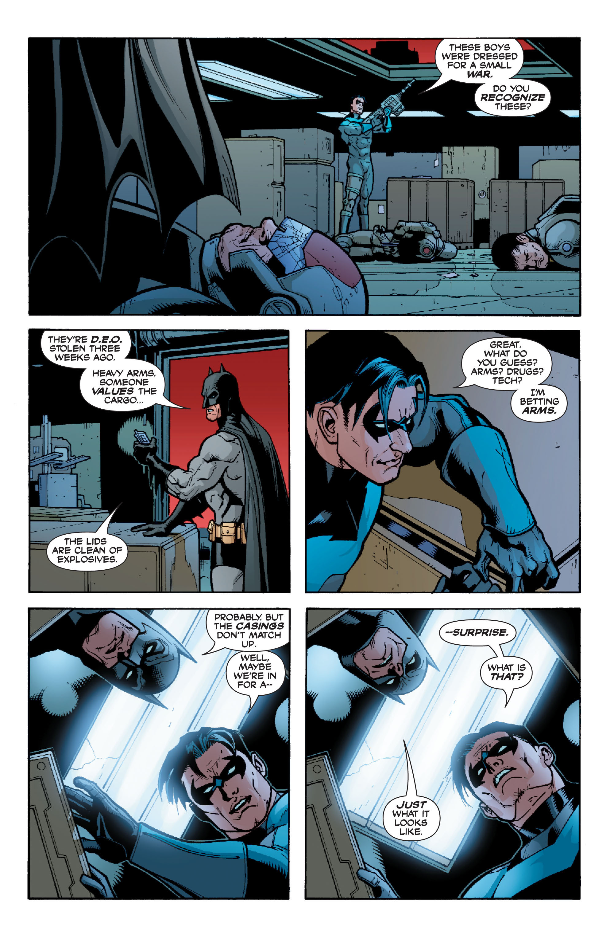 Read online Batman: Under The Red Hood comic -  Issue # Full - 45