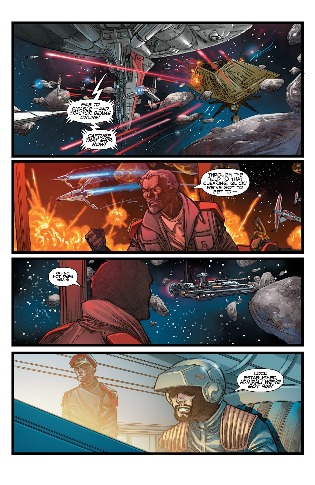 Read online Star Wars Legends: The Old Republic - Epic Collection comic -  Issue # TPB 3 (Part 3) - 60