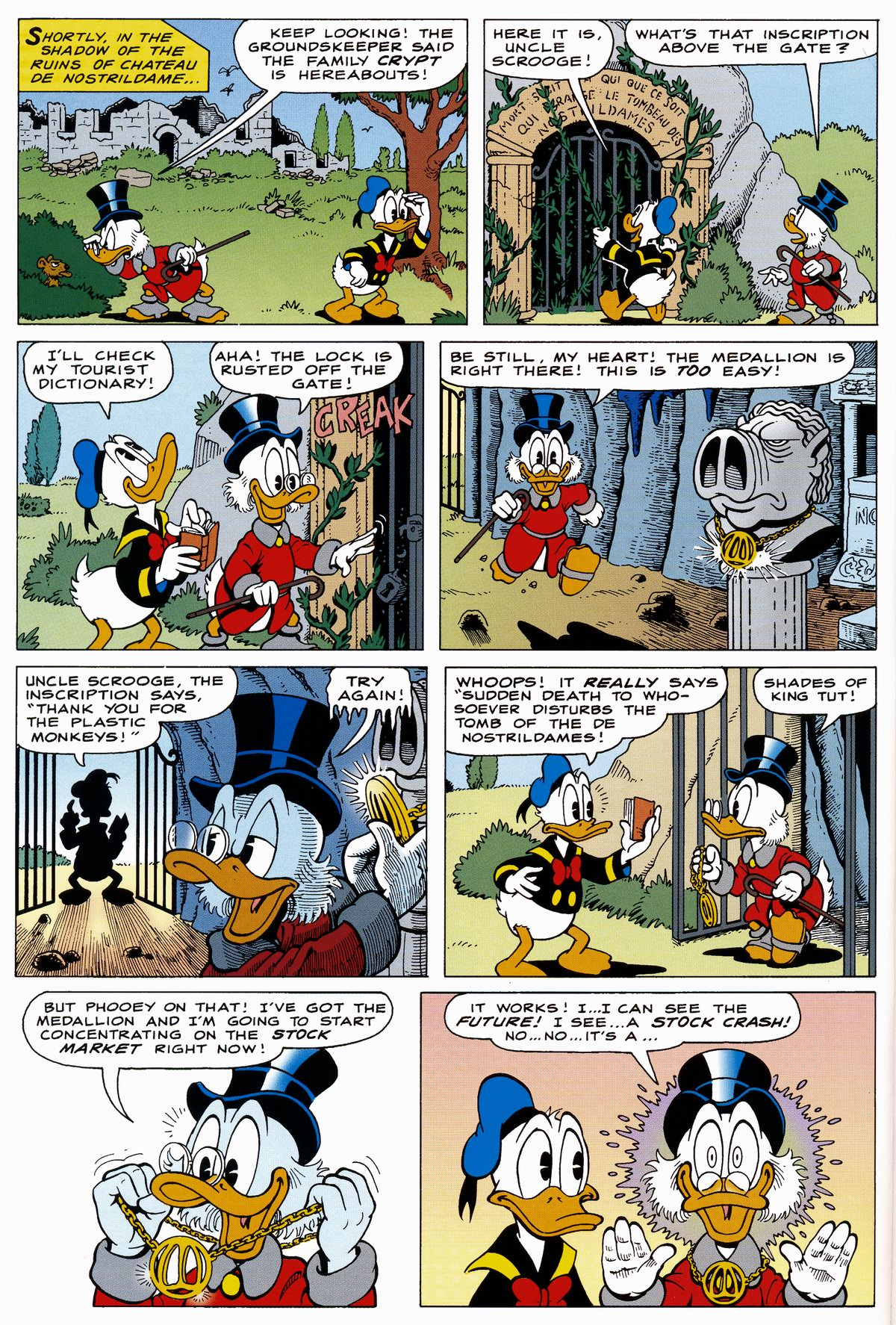 Read online Uncle Scrooge (1953) comic -  Issue #327 - 46