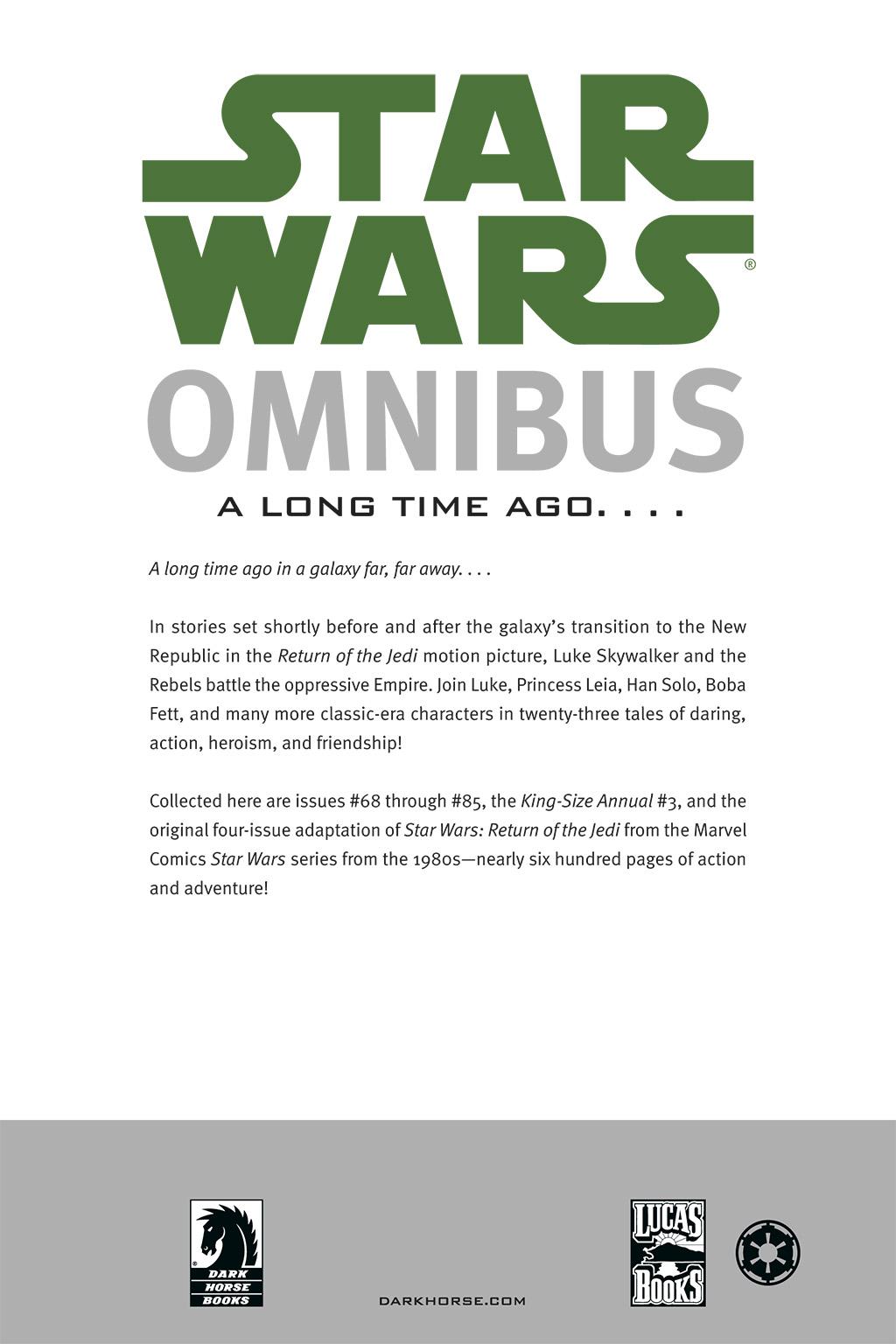 Read online Star Wars Omnibus comic -  Issue # Vol. 18.5 - 289