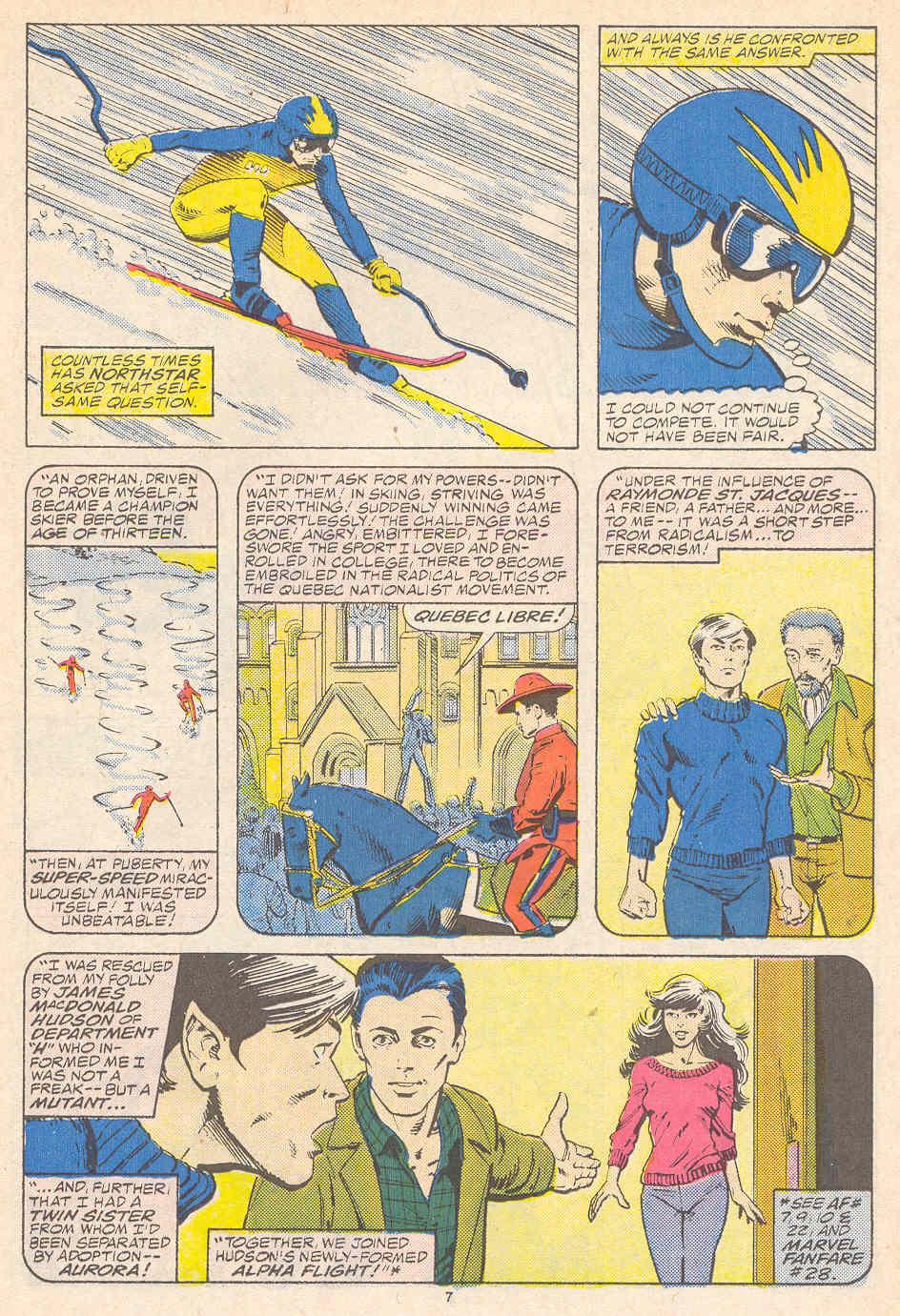 Read online Alpha Flight (1983) comic -  Issue #41 - 8