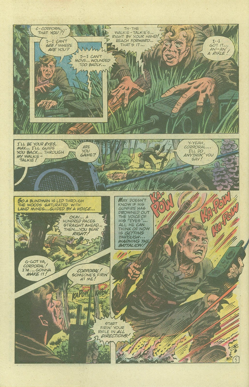 Sgt. Rock issue 388 - Page 29