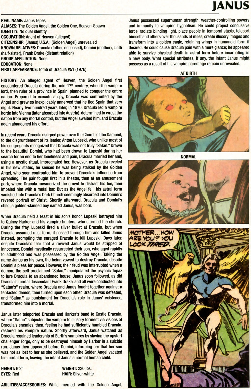 Read online Marvel Legacy: The 1970's Handbook comic -  Issue # Full - 31