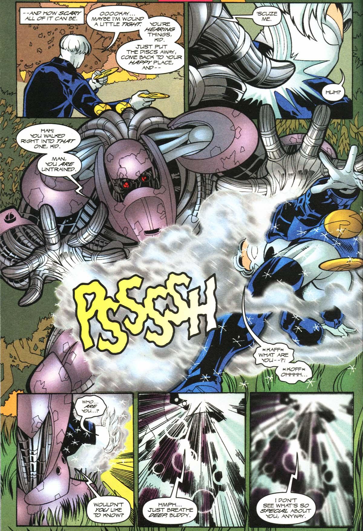 Read online Slingers comic -  Issue #9 - 12