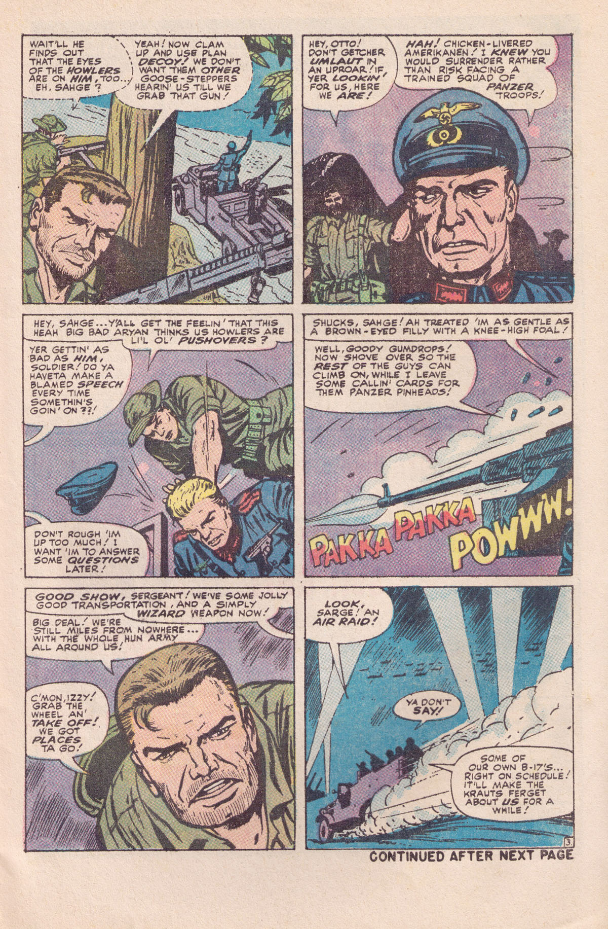 Read online Sgt. Fury comic -  Issue #89 - 5