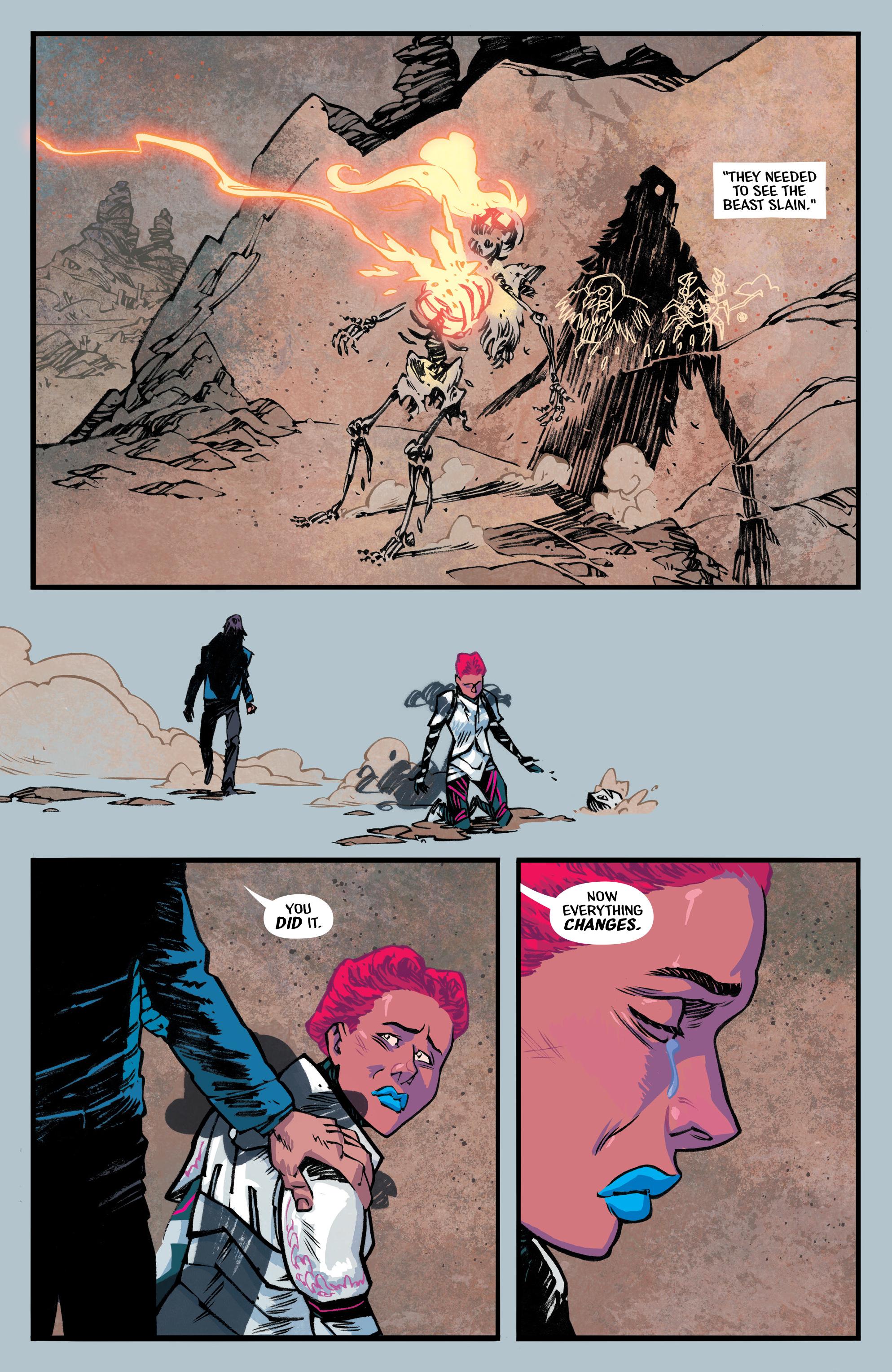 Read online Black Cloud comic -  Issue #3 - 15