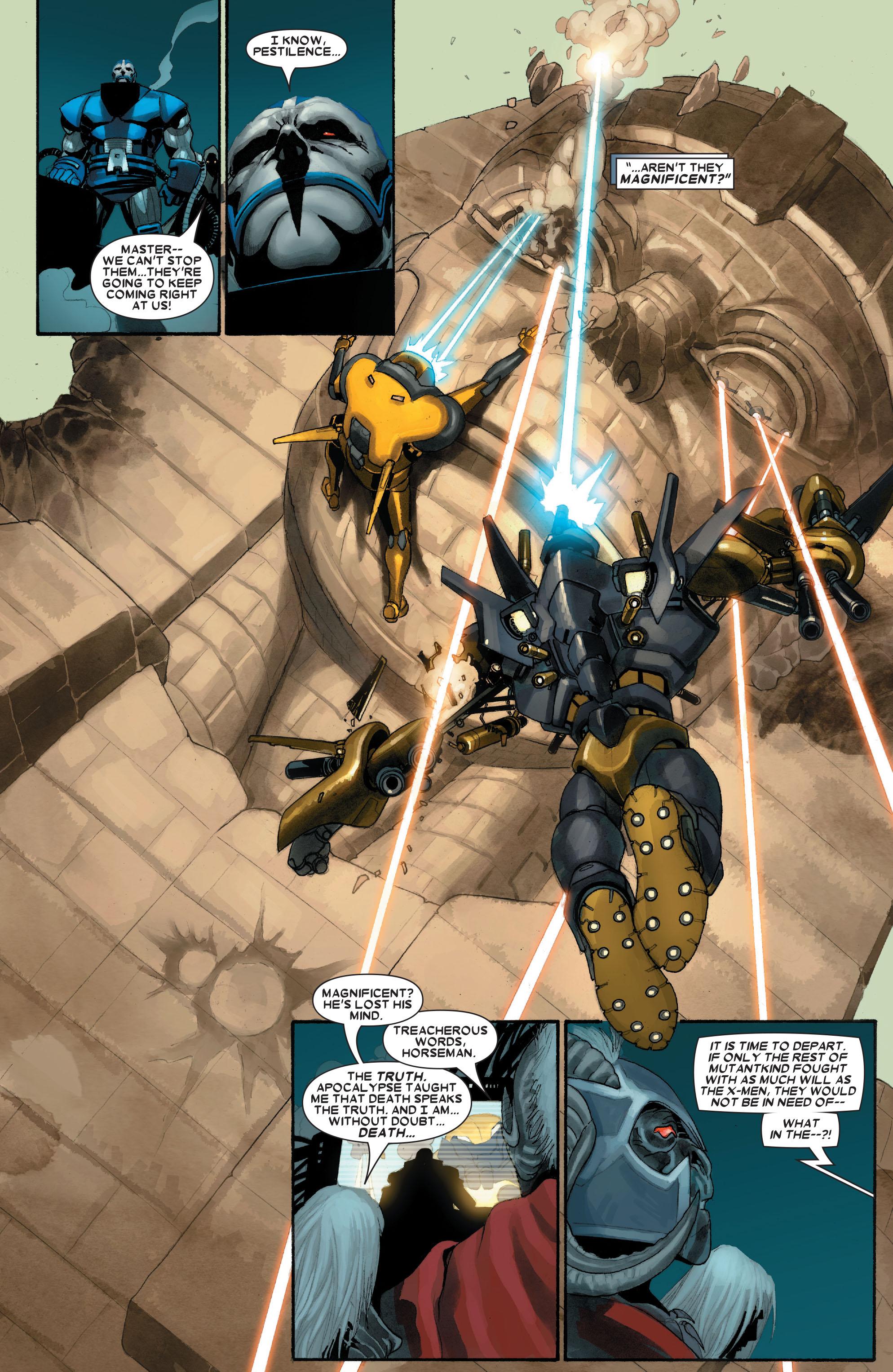 X-Men (1991) 186 Page 8
