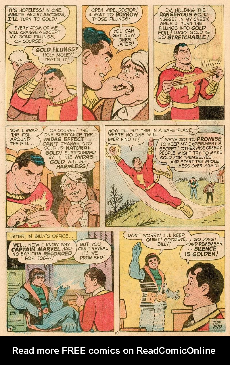 Read online Shazam! (1973) comic -  Issue #12 - 10