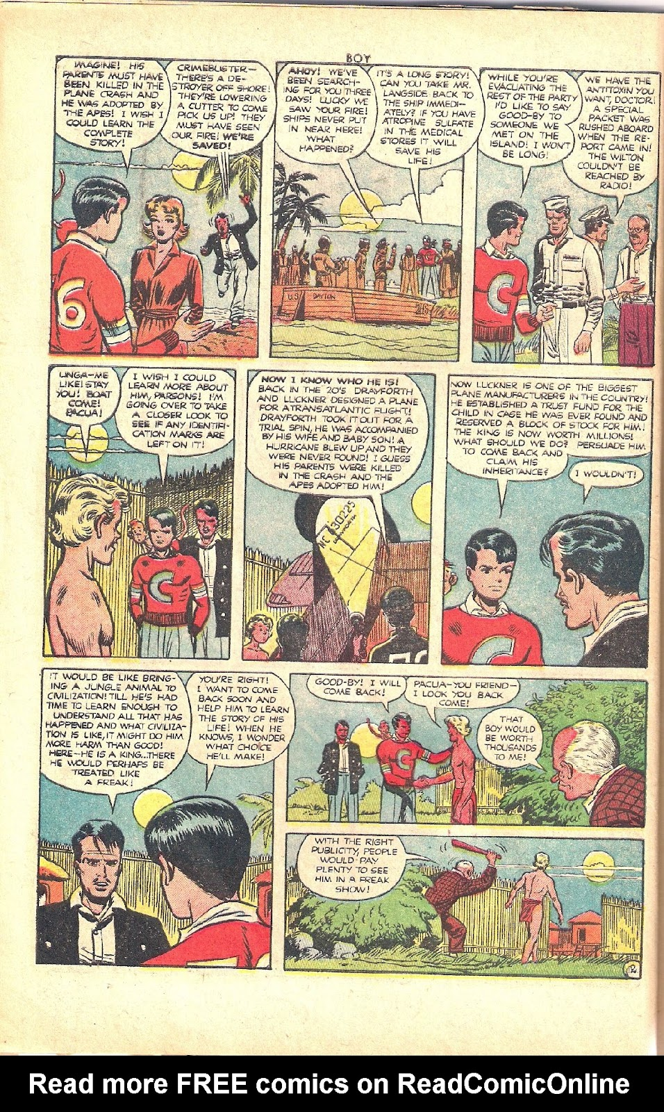 Boy Comics issue 66 - Page 14