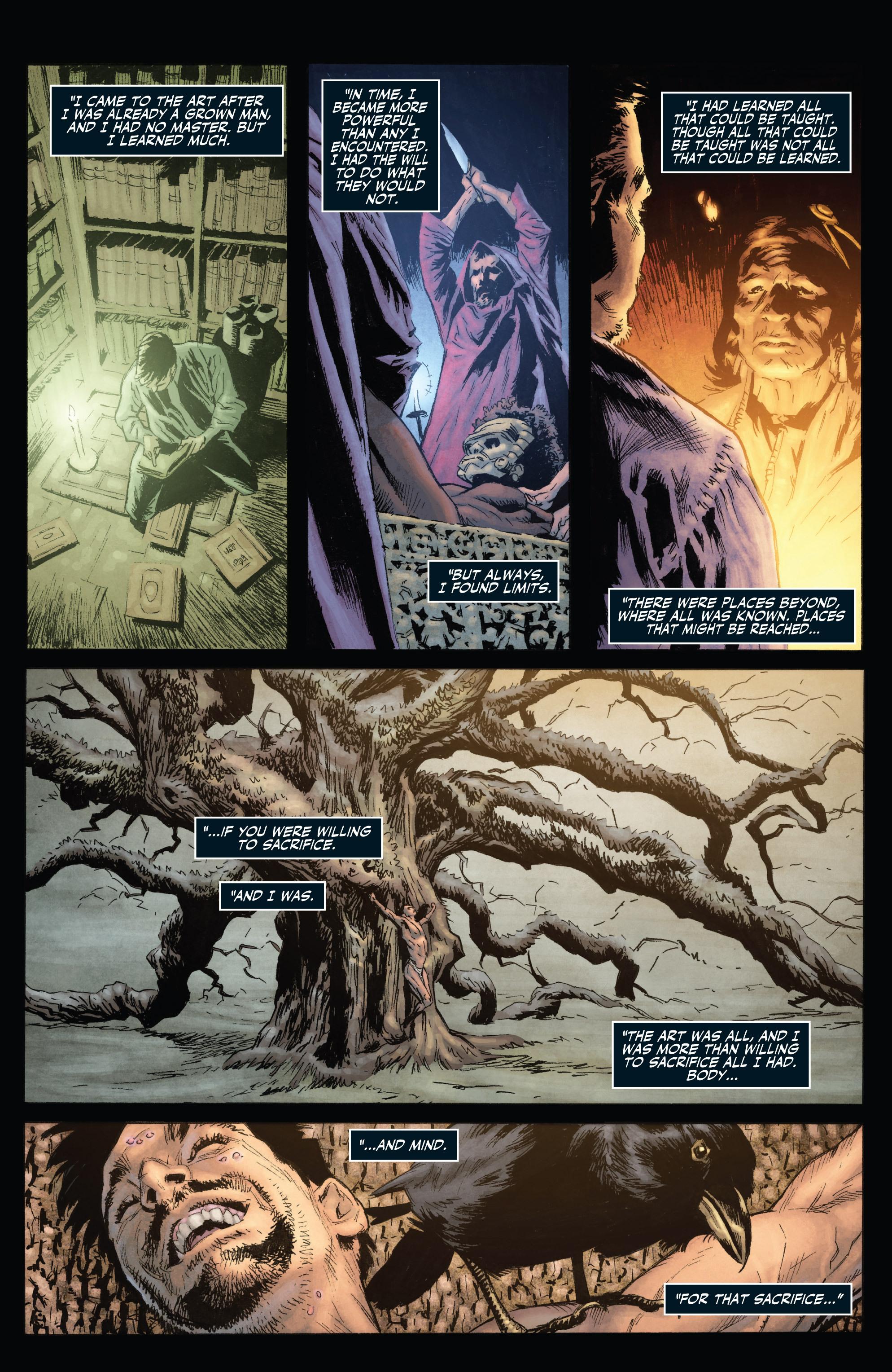 Read online Shadowman (2012) comic -  Issue #0 - 13