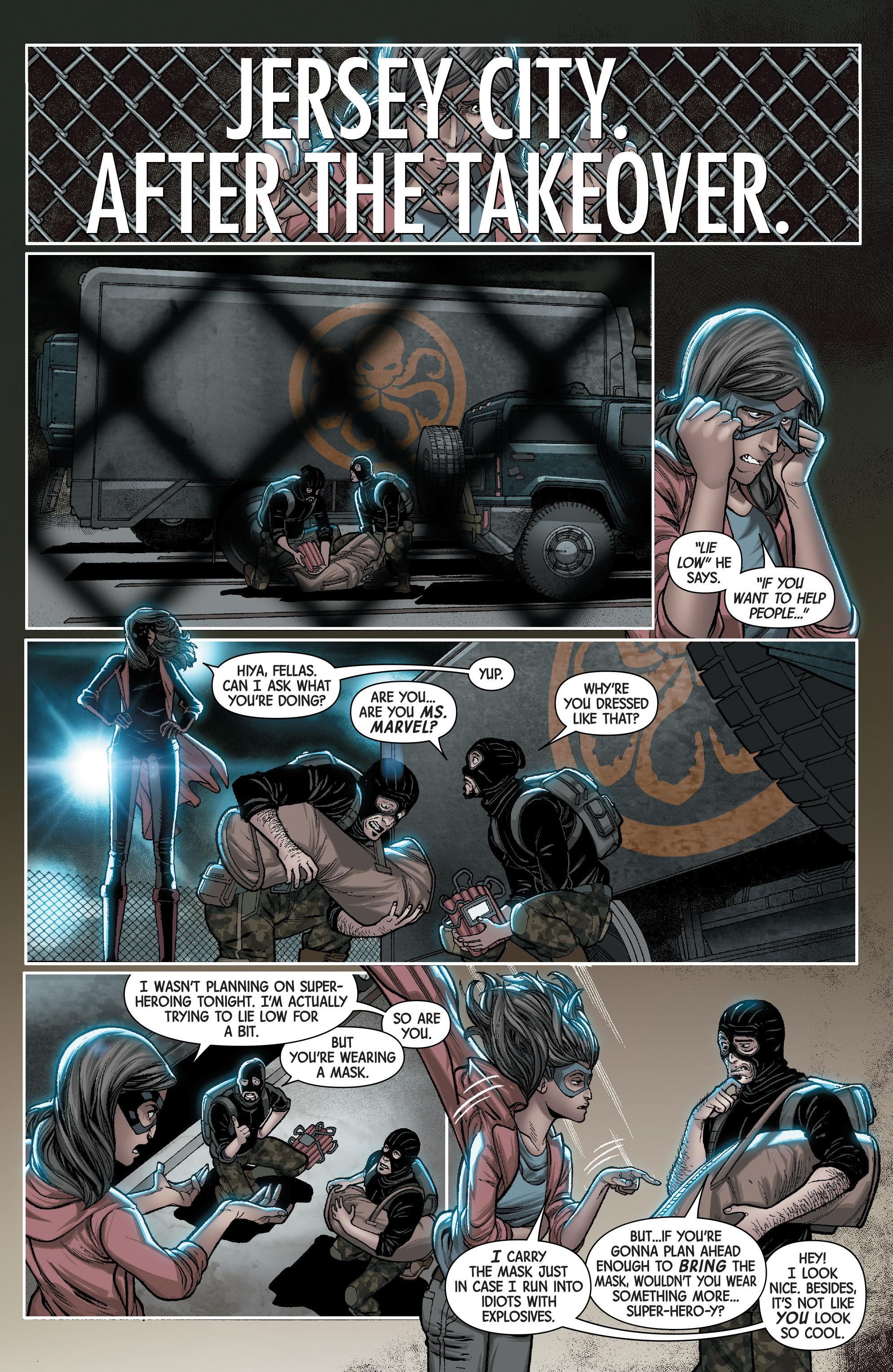 Read online Secret Warriors (2017) comic -  Issue #3 - 12