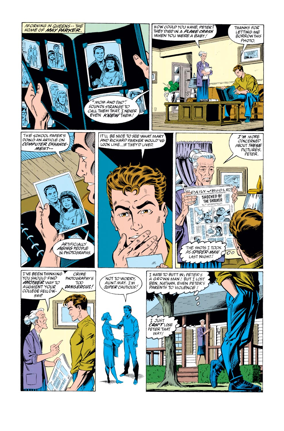 The Amazing Spider-Man (1963) 364 Page 8