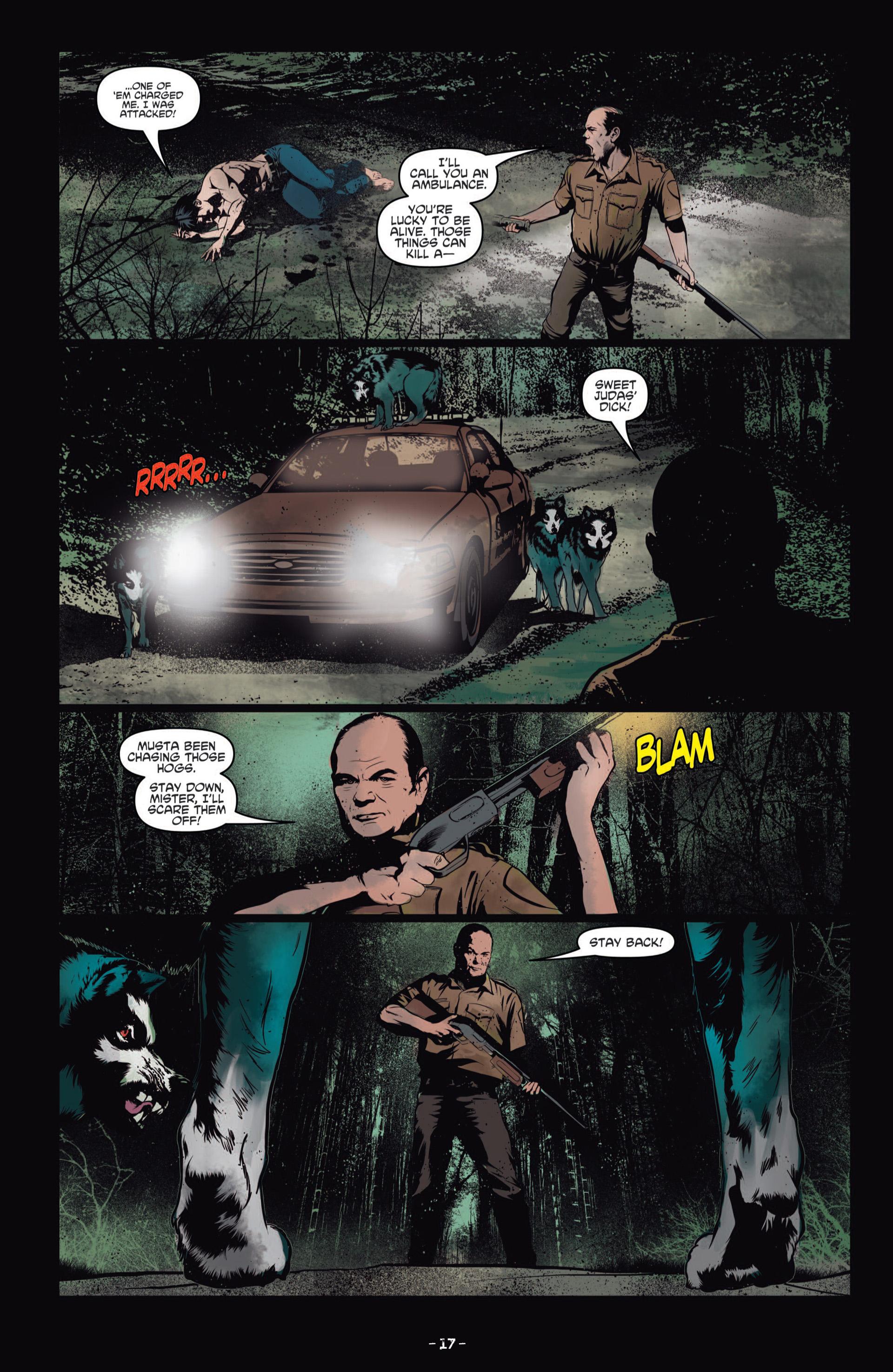 Read online True Blood (2012) comic -  Issue #8 - 19