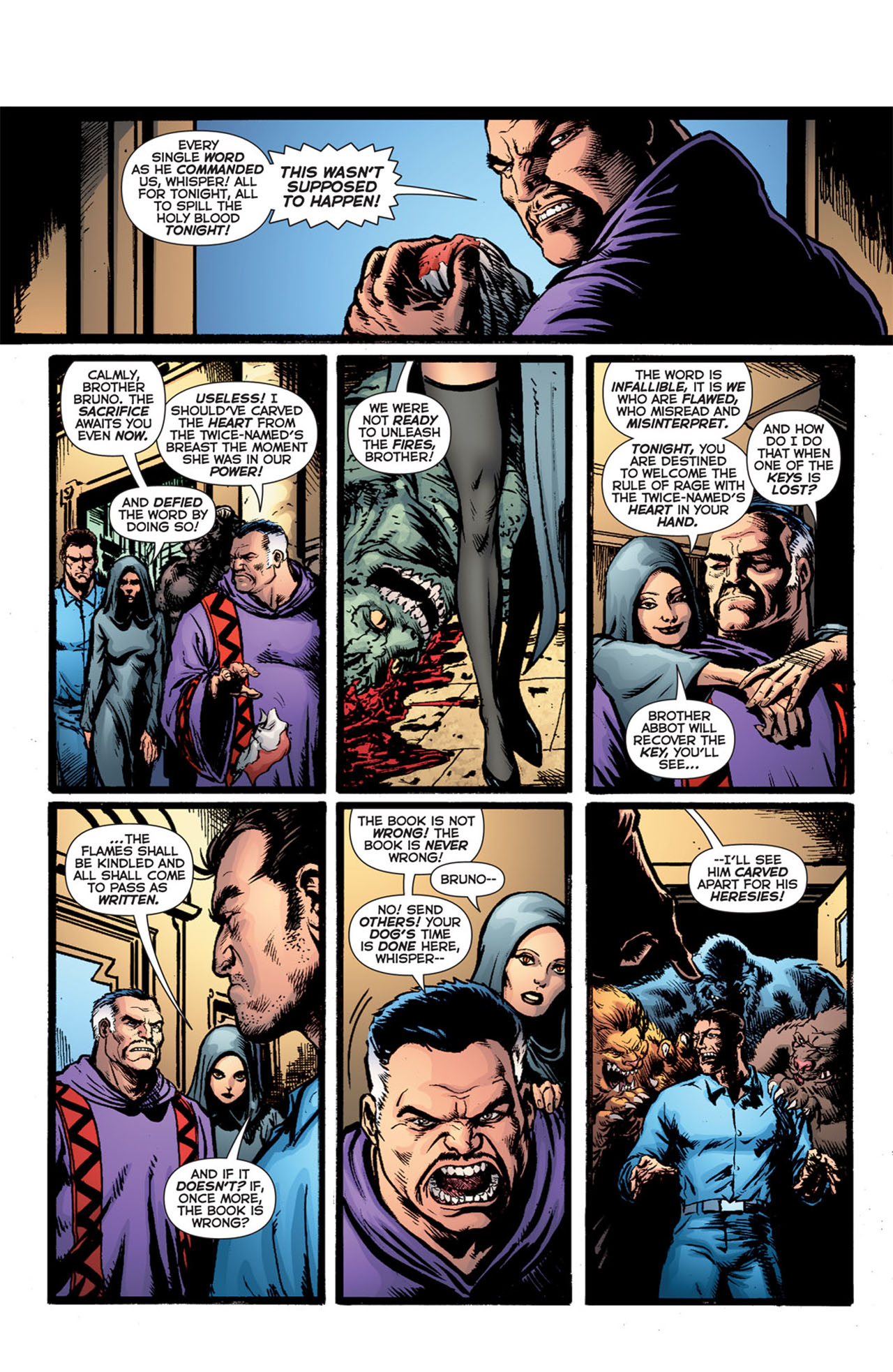Read online 52 comic -  Issue #48 - 6