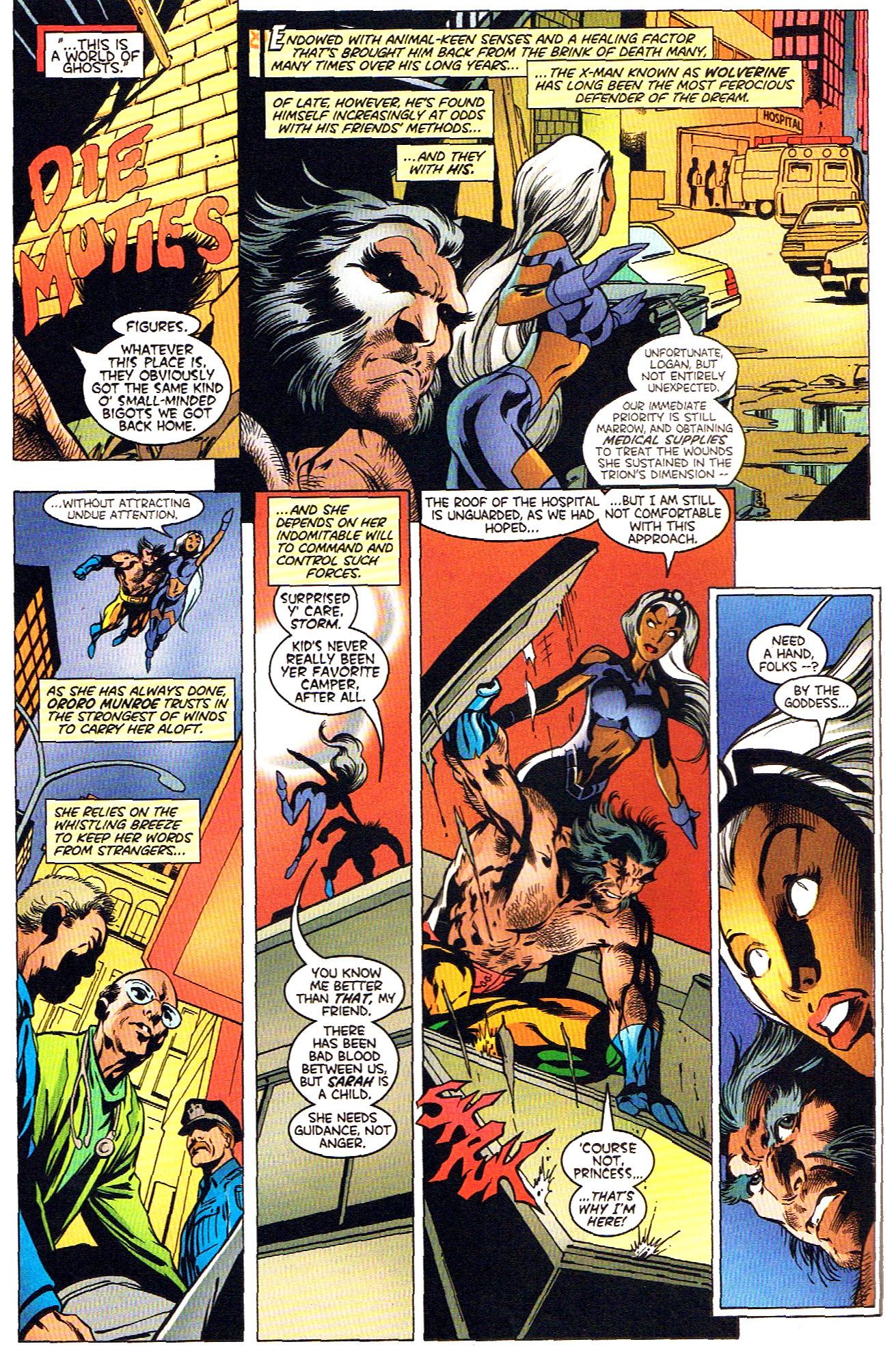 X-Men (1991) 89 Page 5