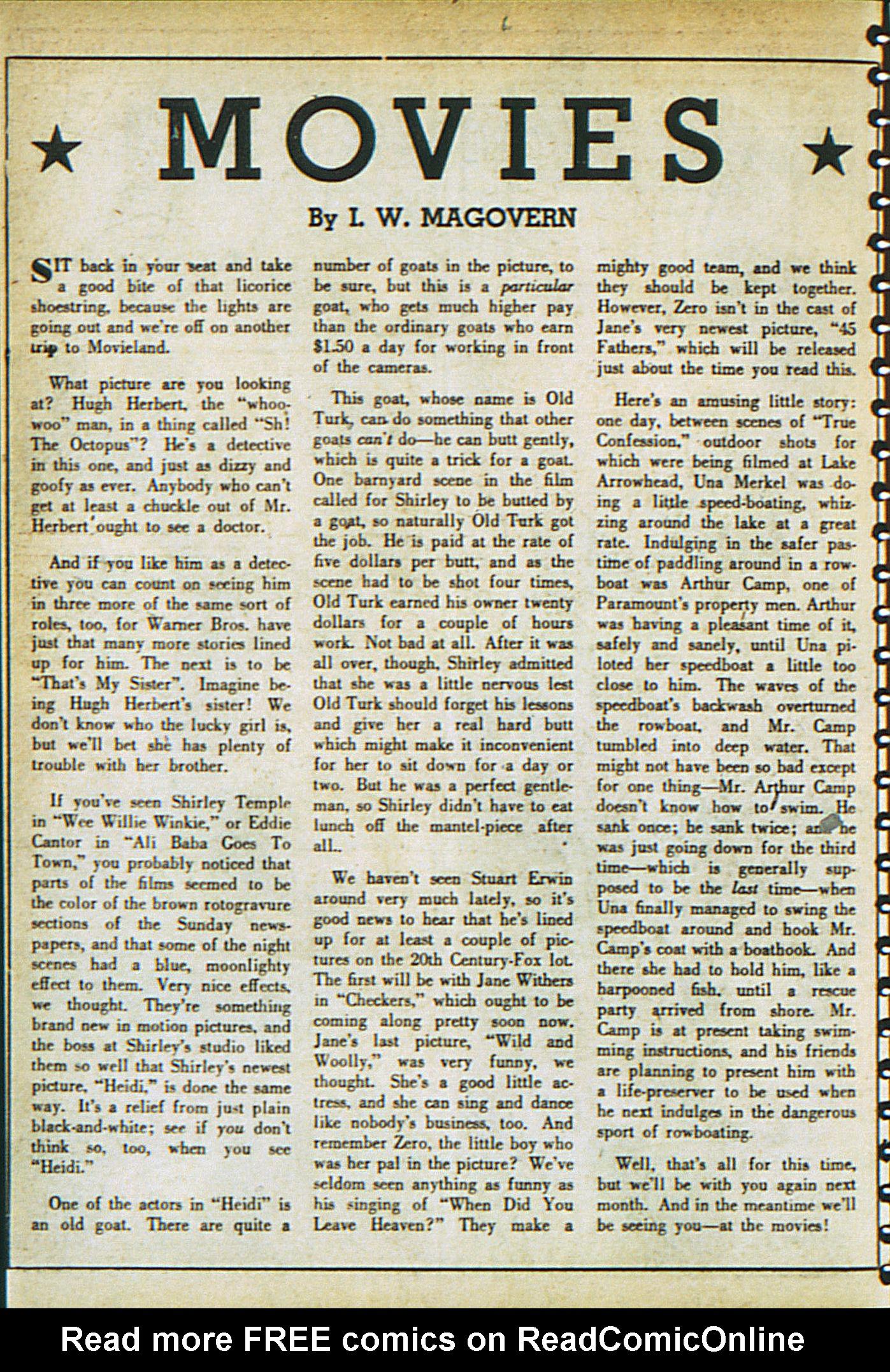 Read online Adventure Comics (1938) comic -  Issue #23 - 16
