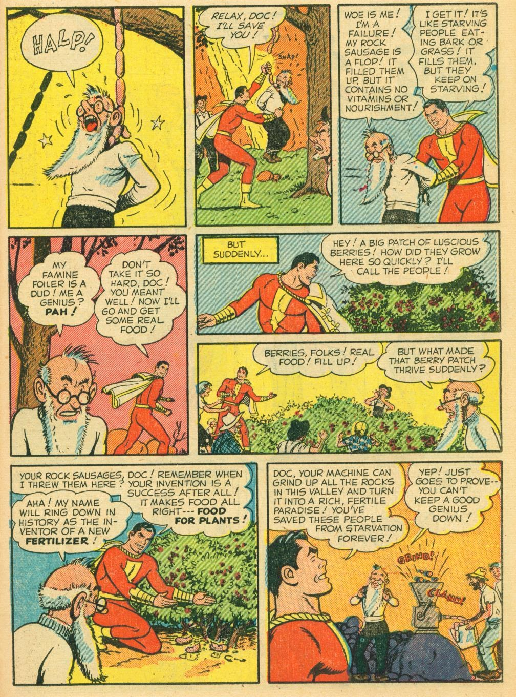 Captain Marvel Adventures issue 130 - Page 23