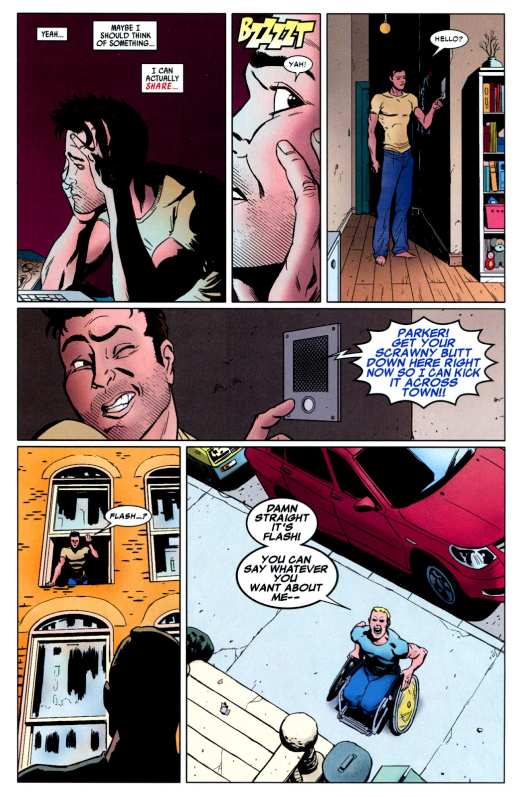 Web of Spider-Man (2009) Issue #8 #8 - English 20
