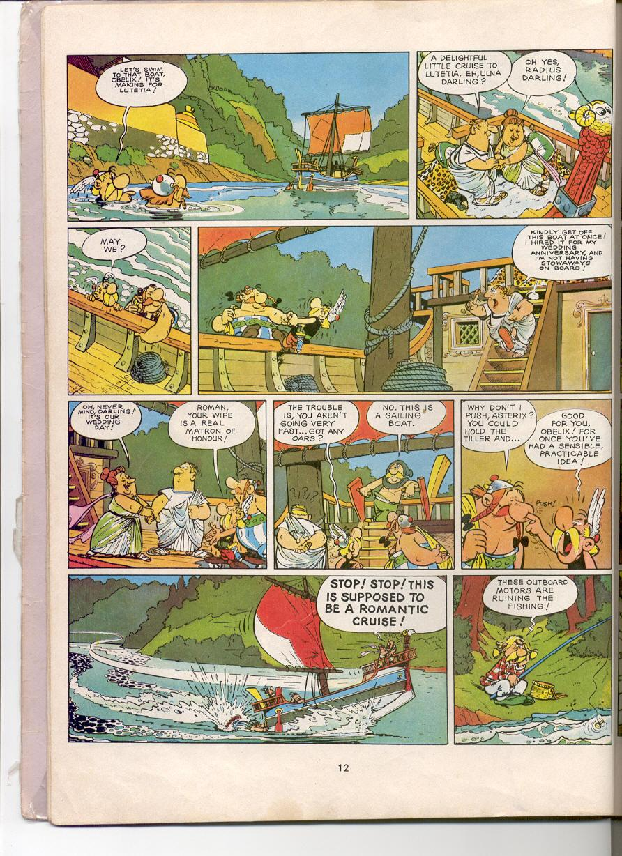 Asterix issue 5 - Page 9