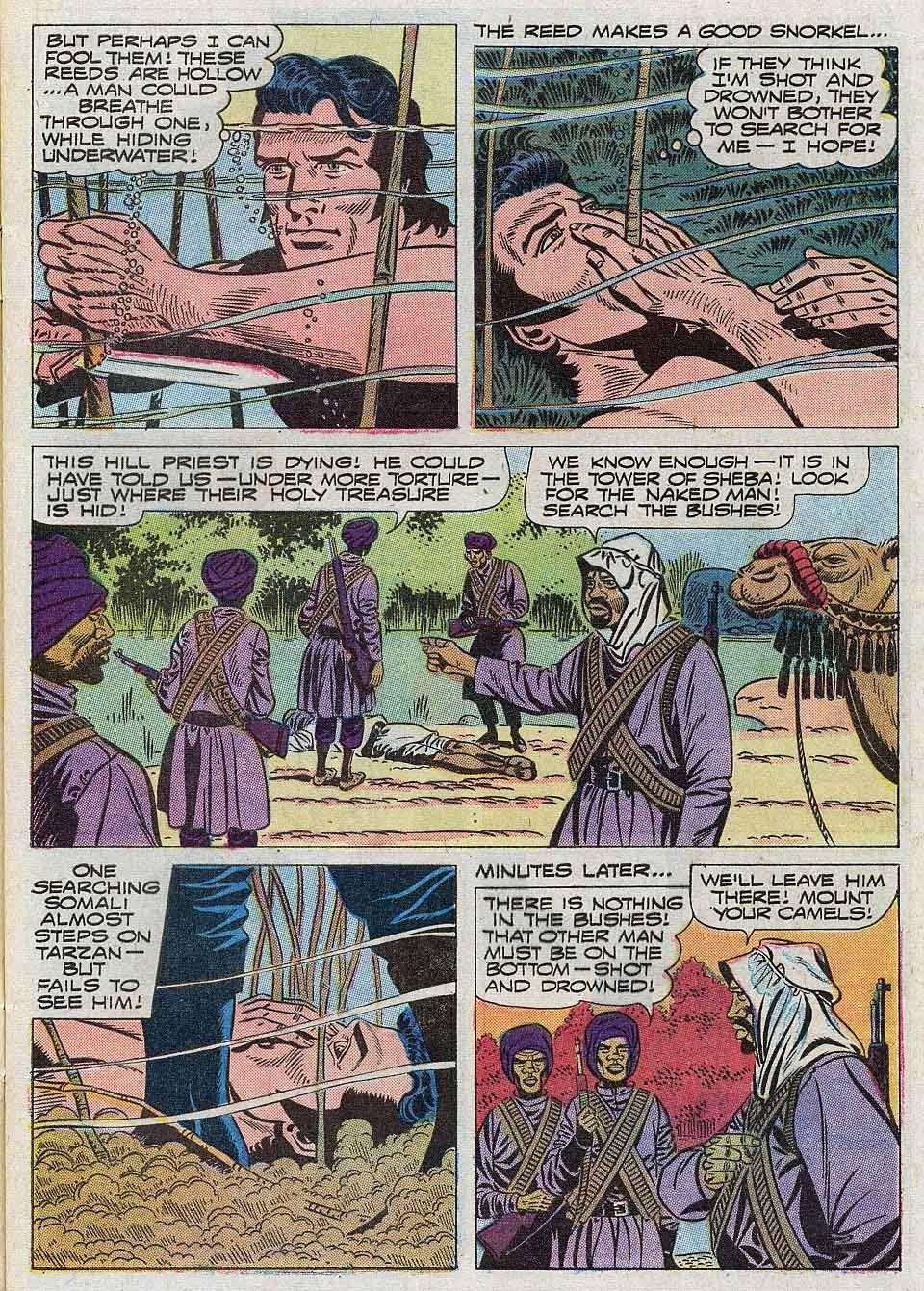 Tarzan (1962) issue 204 - Page 5