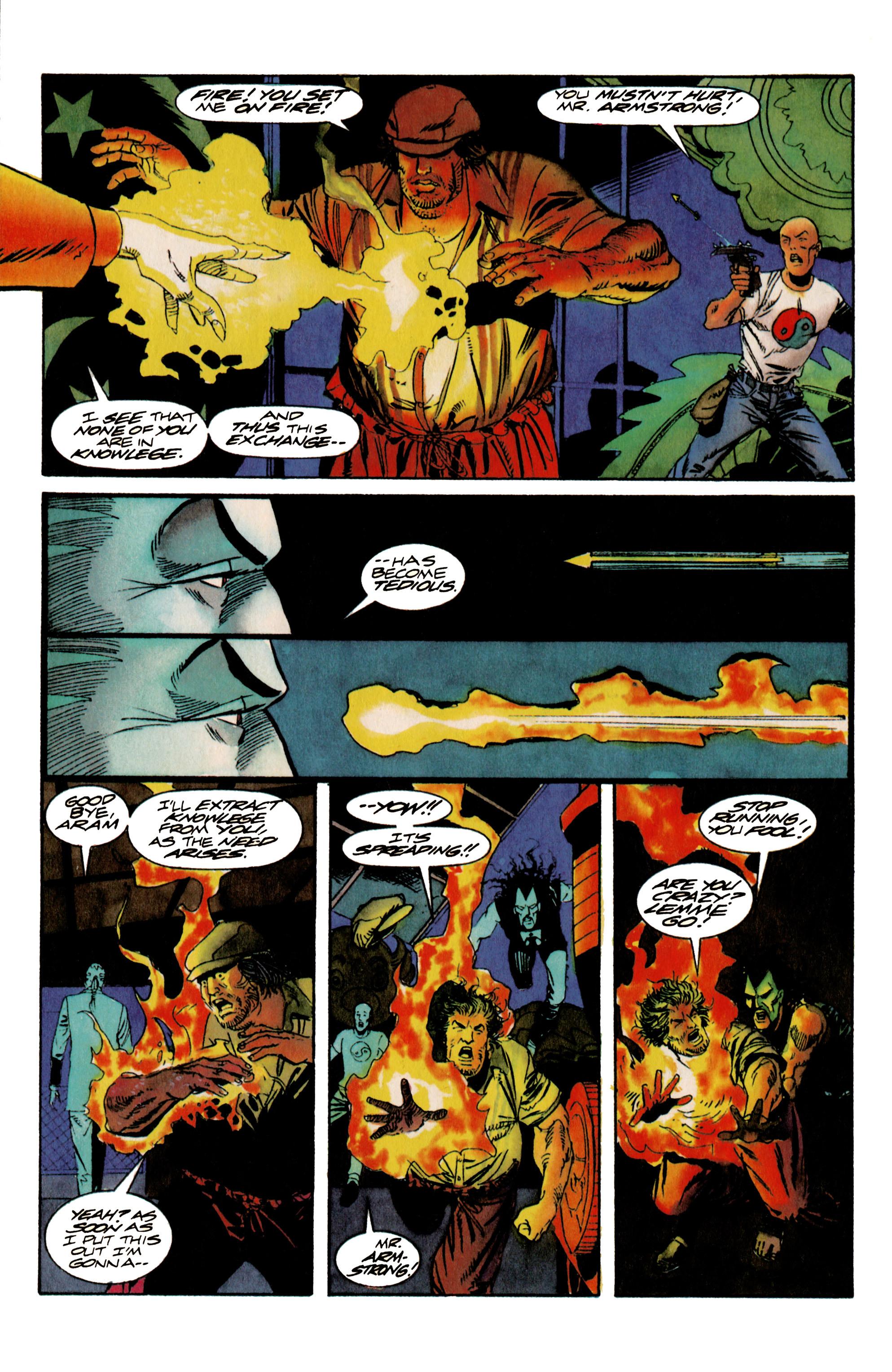 Read online Shadowman (1992) comic -  Issue #17 - 15