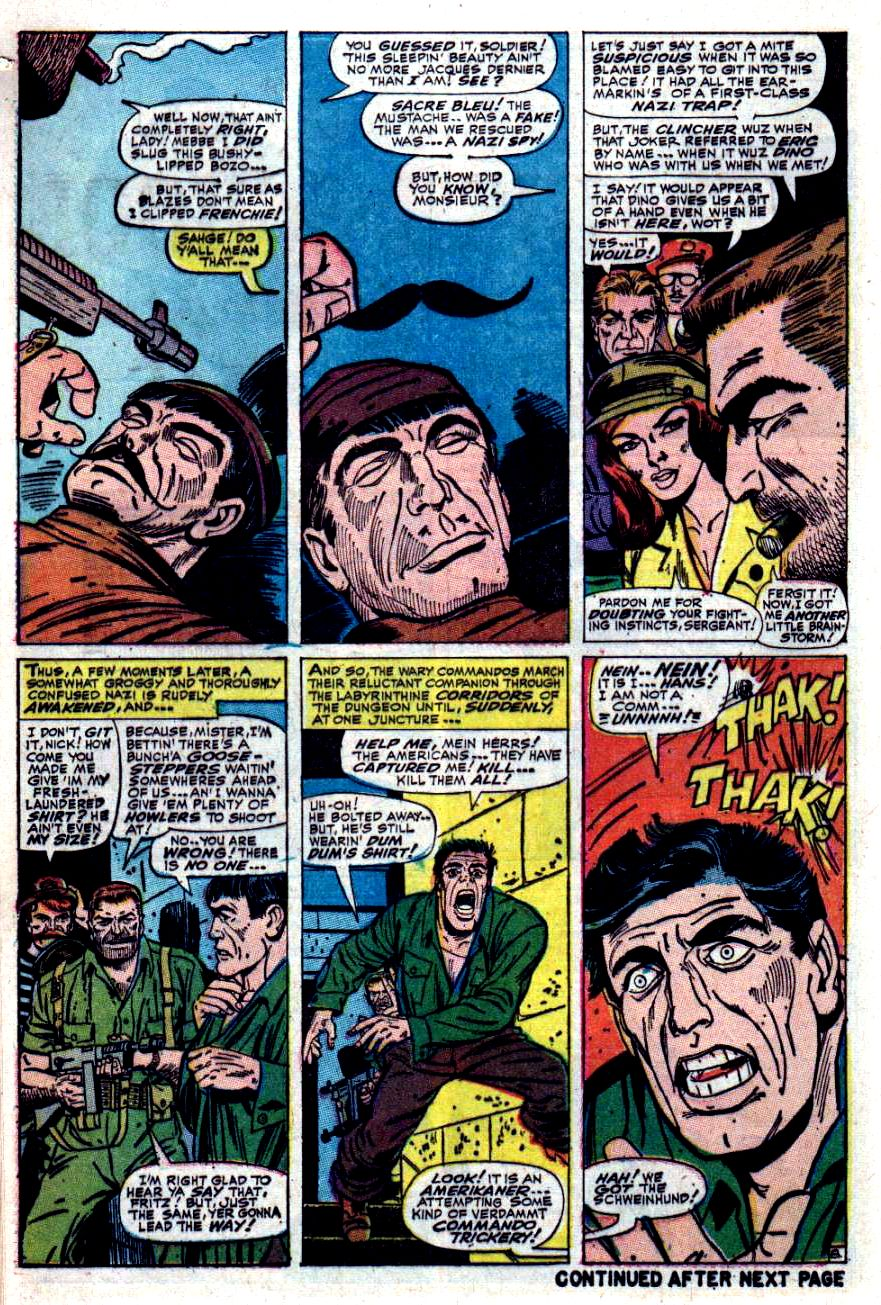 Read online Sgt. Fury comic -  Issue #40 - 12