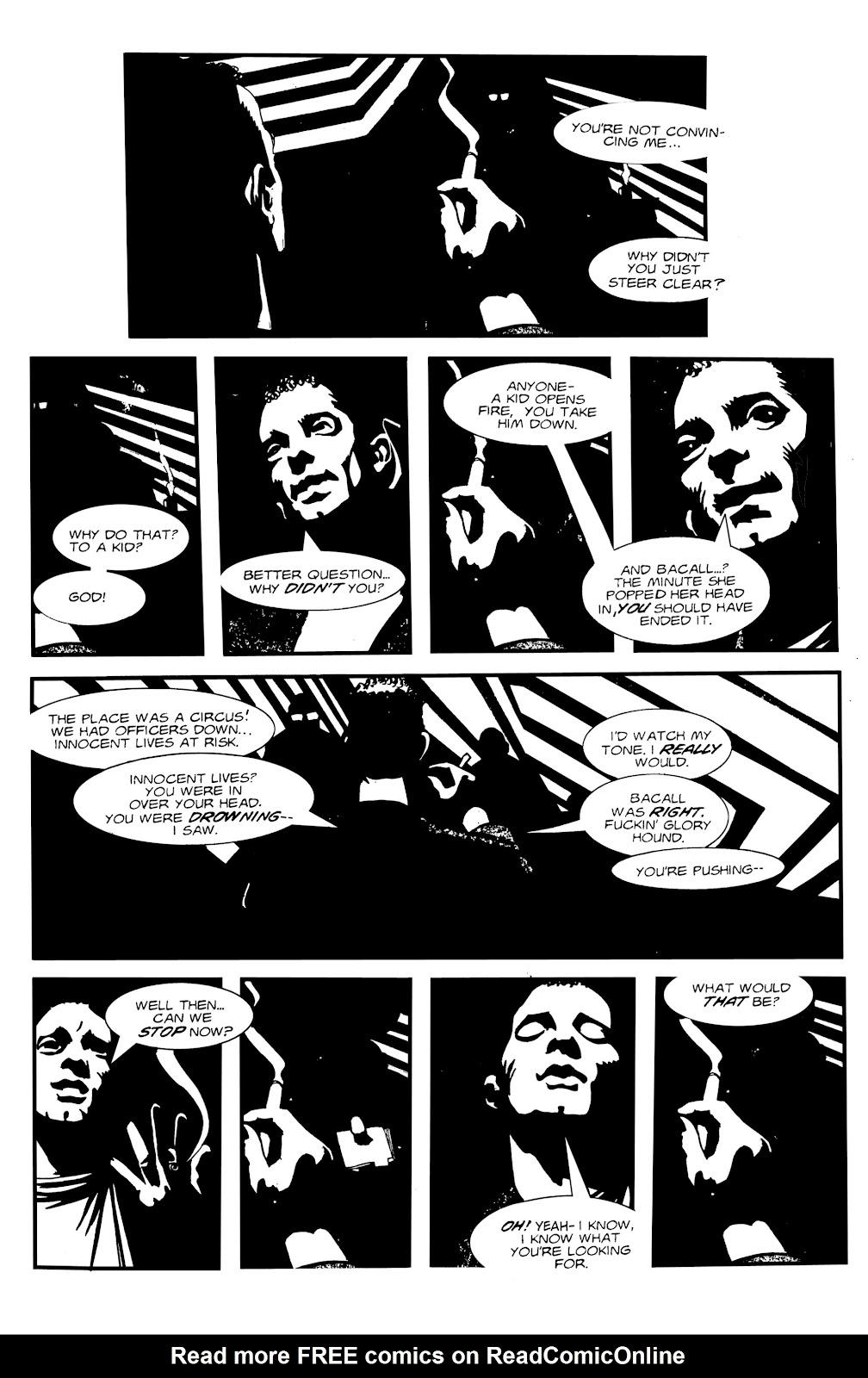 Read online Goldfish comic -  Issue # TPB (Part 3) - 16