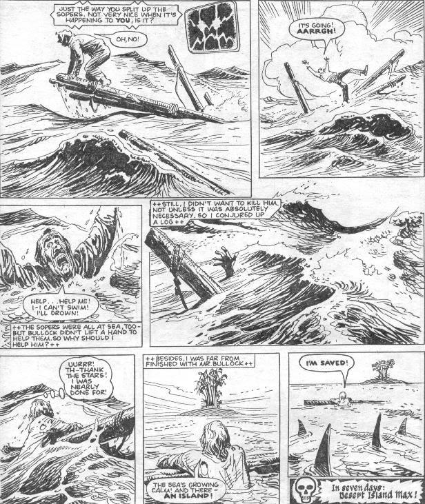 Read online The Thirteenth Floor (2007) comic -  Issue # Full - 48