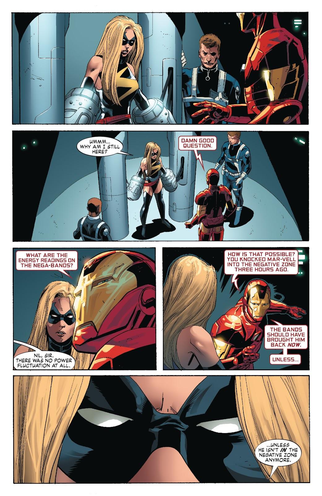 Read online Secret Invasion: Rise of the Skrulls comic -  Issue # TPB (Part 4) - 52