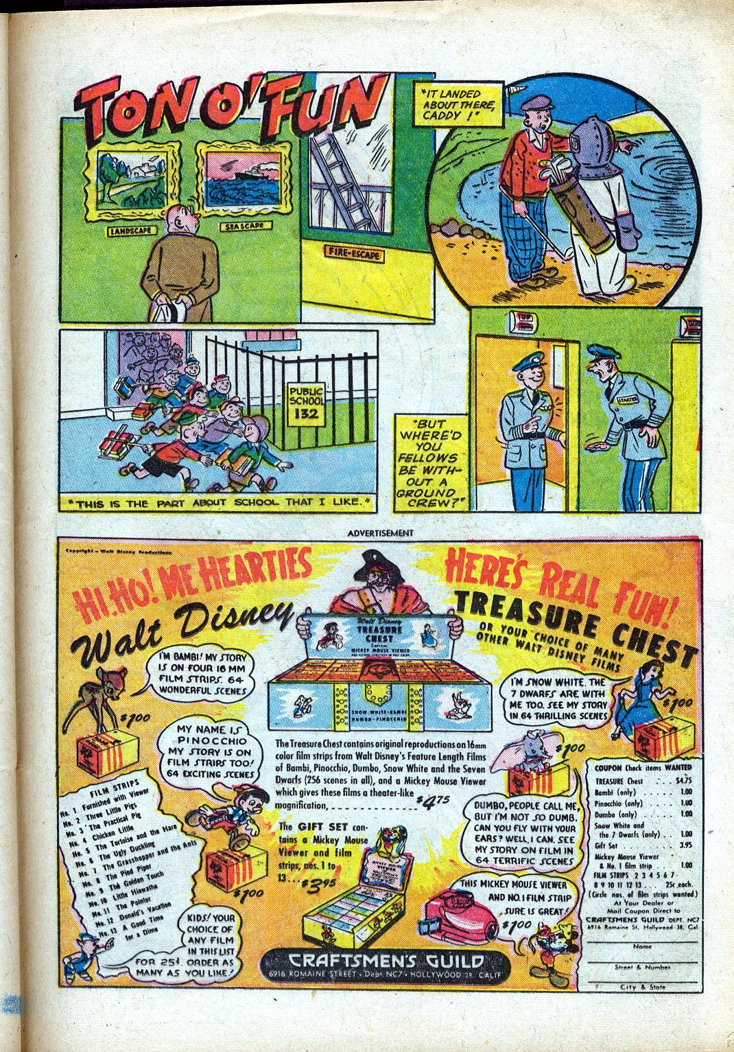 Read online Wonder Woman (1942) comic -  Issue #24 - 37