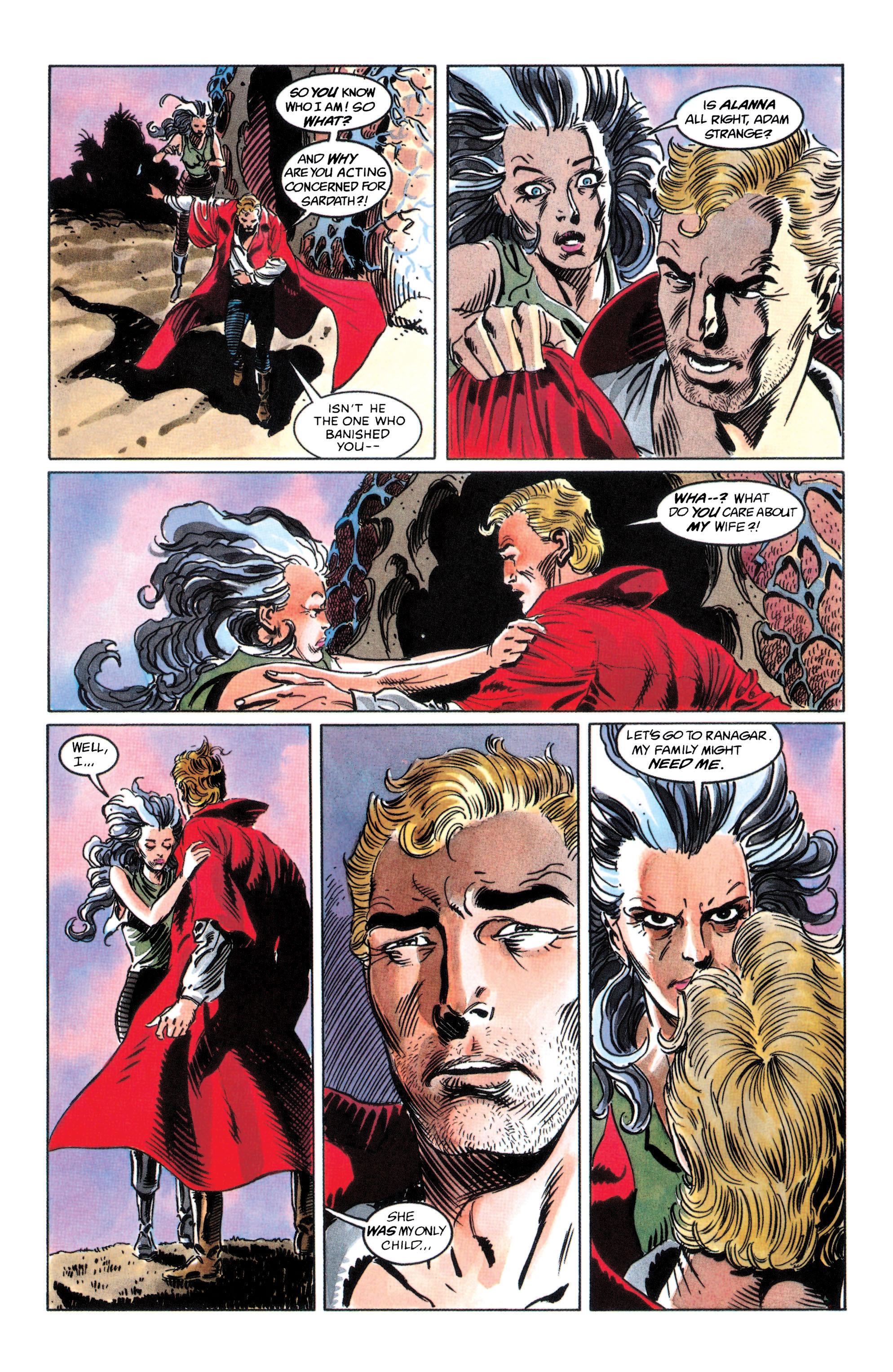 Read online Adam Strange (1990) comic -  Issue #2 - 49