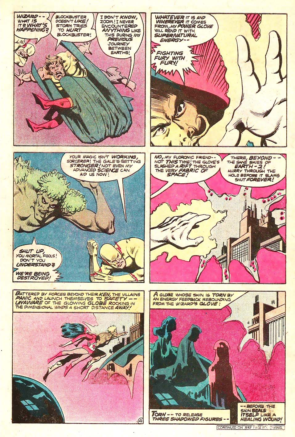Read online Secret Society of Super-Villains comic -  Issue #13 - 5