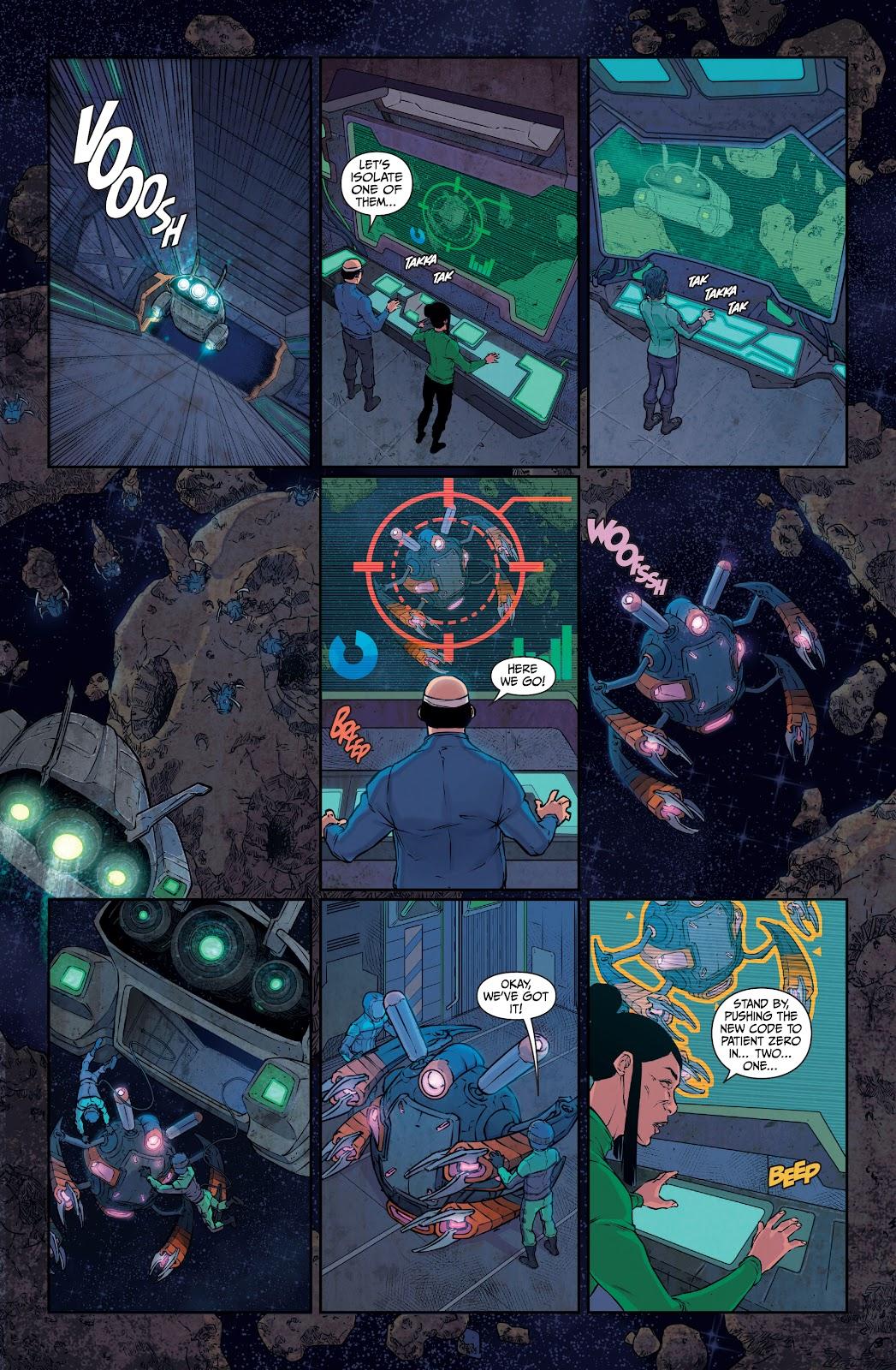 Exilium issue 6 - Page 26