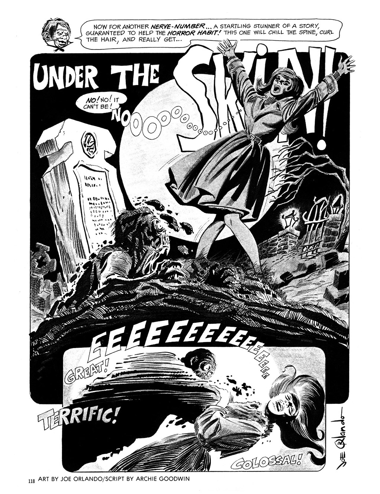 Read online Eerie Archives comic -  Issue # TPB 1 - 119
