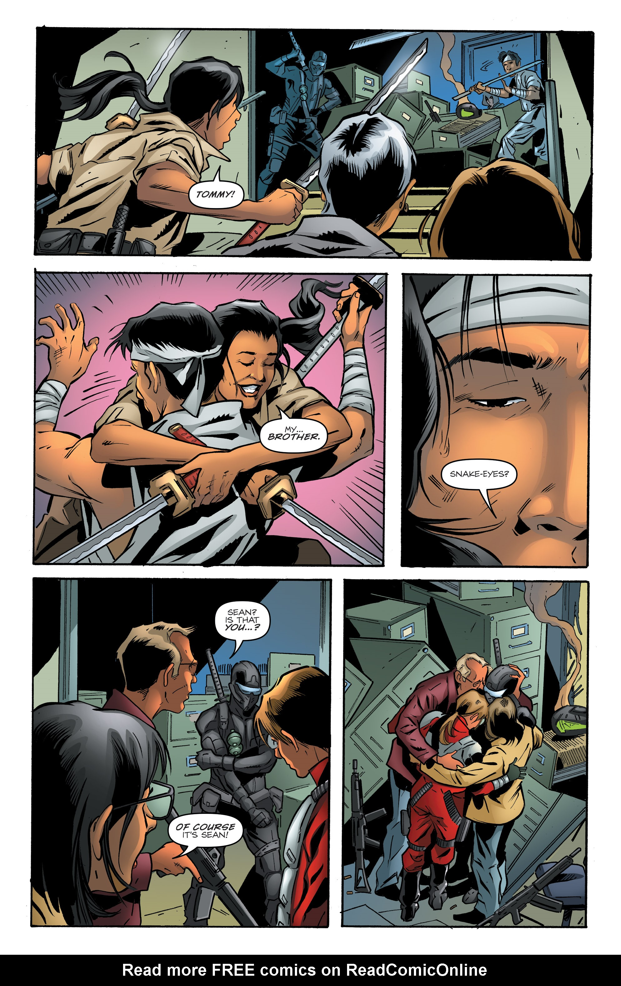 Read online G.I. Joe: A Real American Hero comic -  Issue #240 - 20