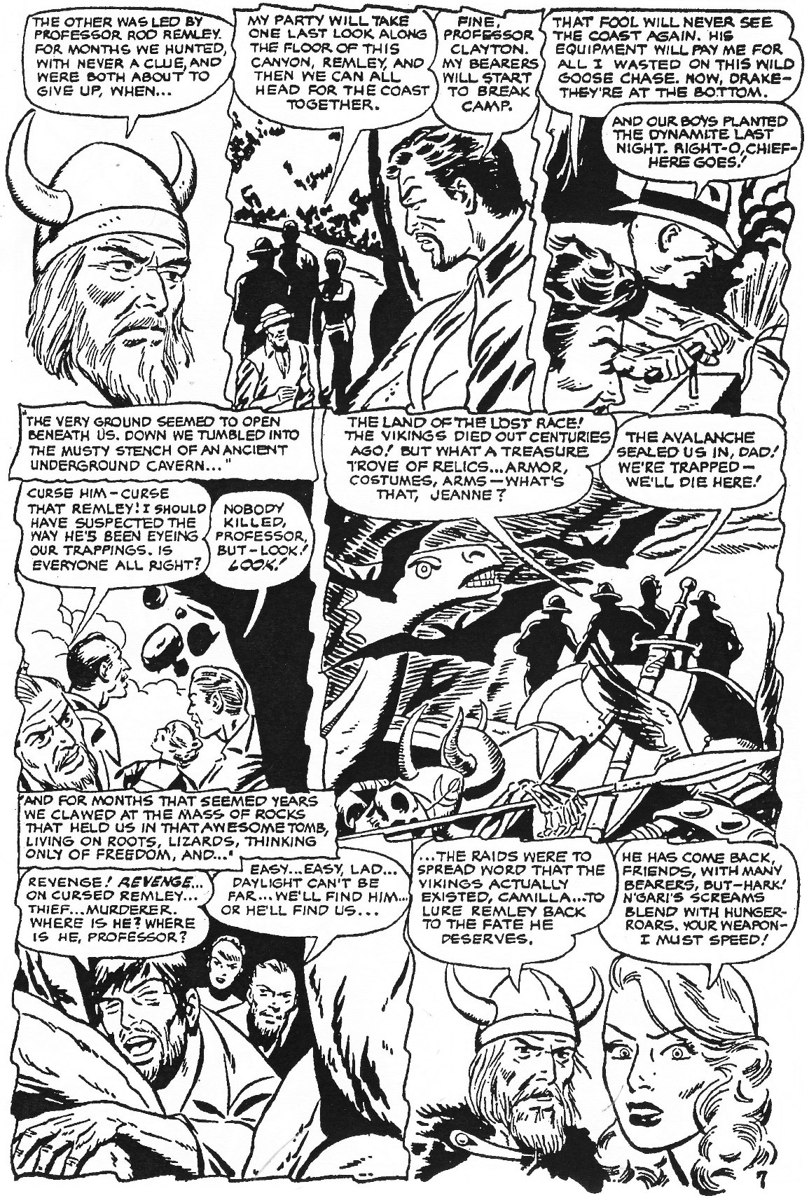 Read online Men of Mystery Comics comic -  Issue #57 - 23