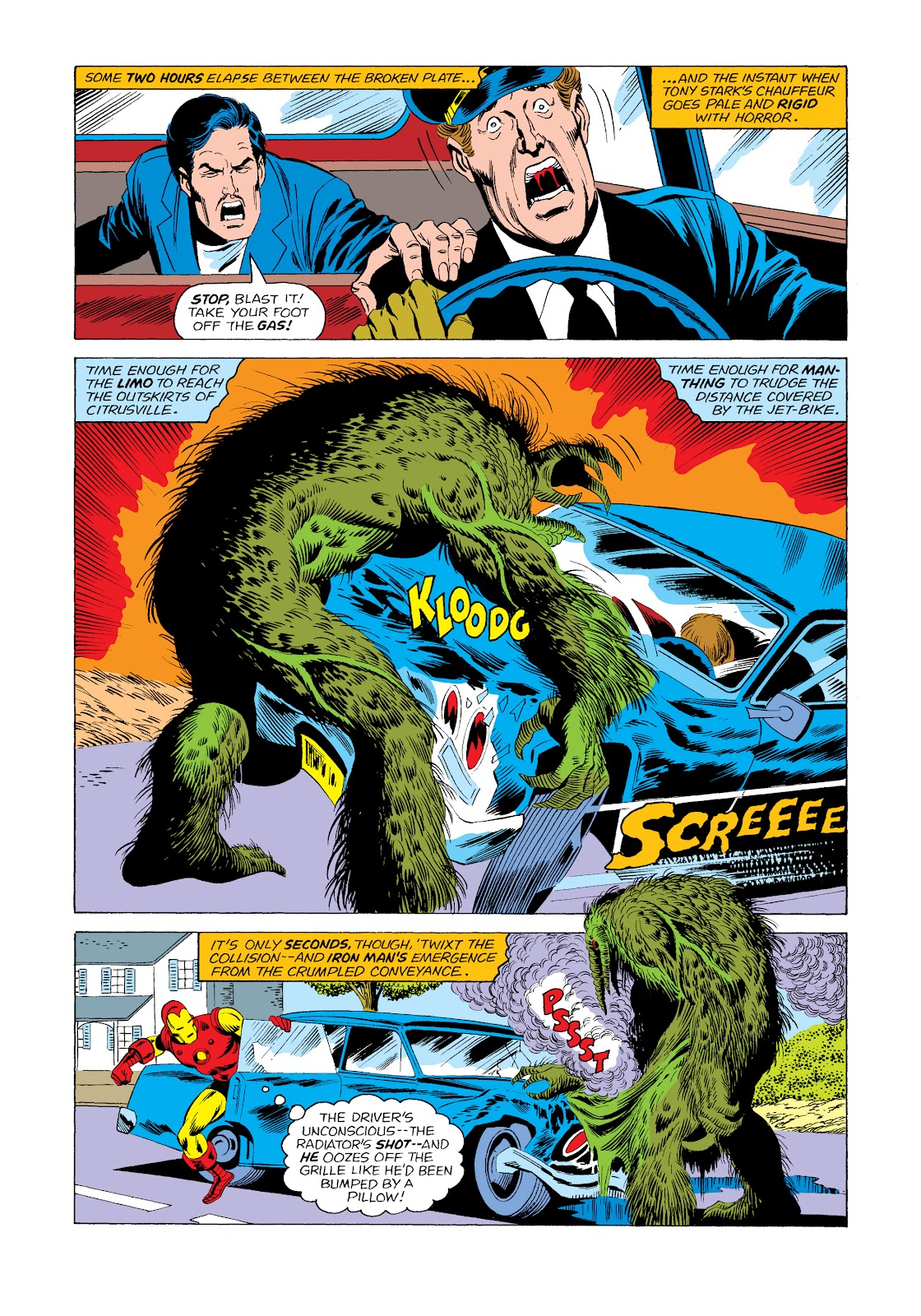 Read online Marvel Masterworks: The Invincible Iron Man comic -  Issue # TPB 11 (Part 2) - 40