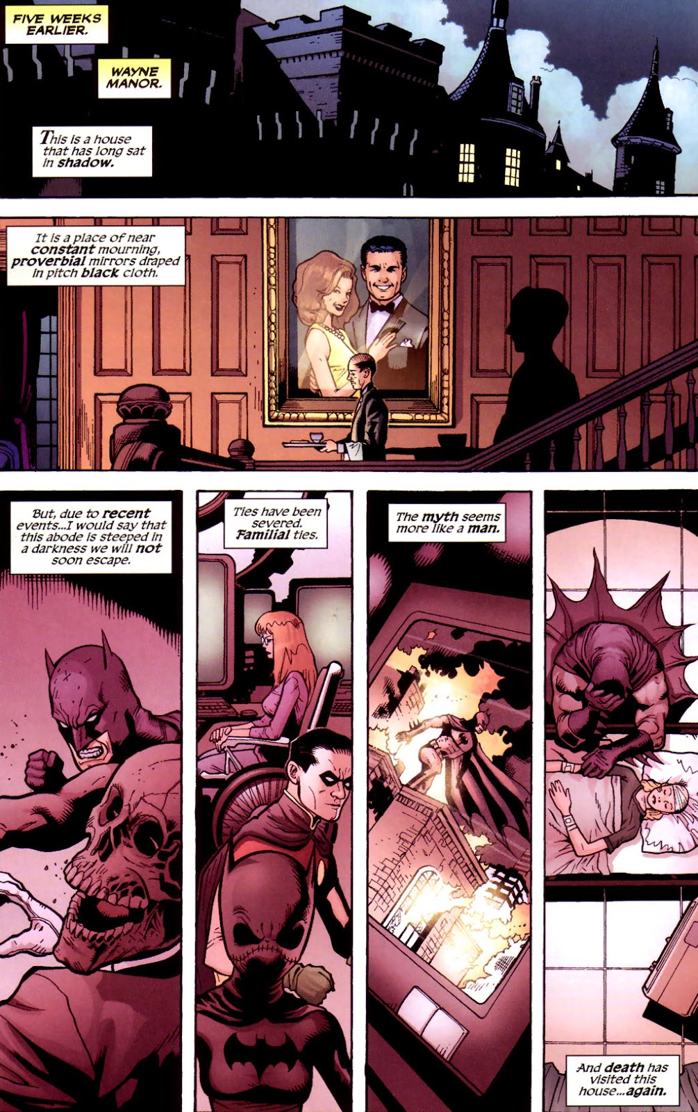 Batman: Under The Hood issue 1 - Page 11