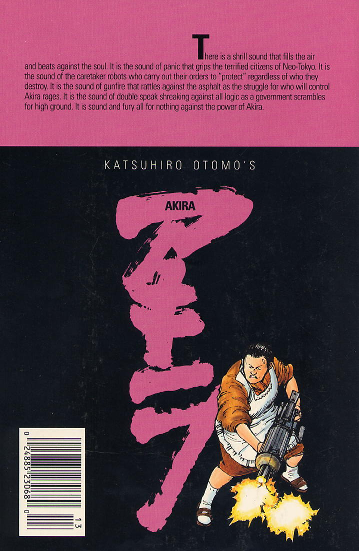Read online Akira comic -  Issue #13 - 67