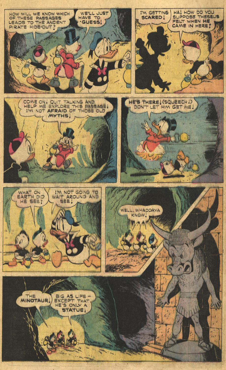 Read online Uncle Scrooge (1953) comic -  Issue #132 - 17