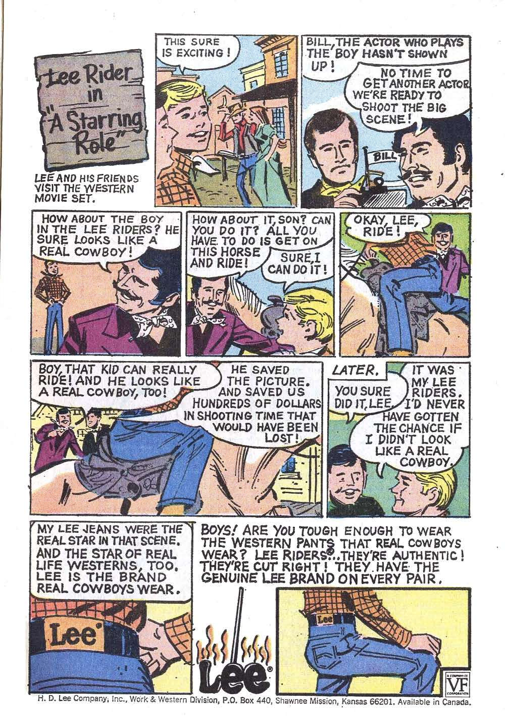 Read online Archie (1960) comic -  Issue #208 - 9