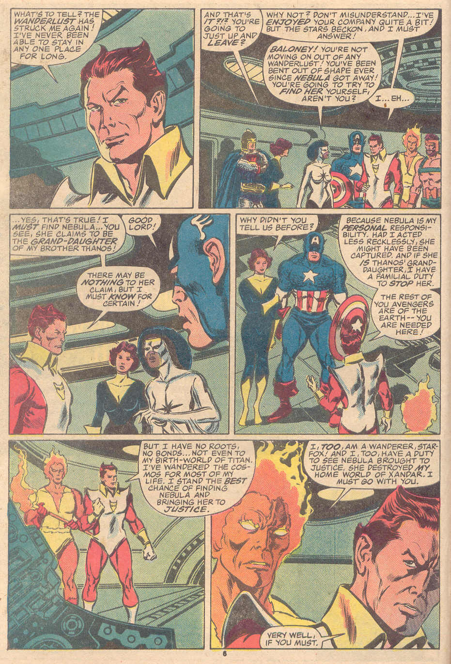The Avengers (1963) 261 Page 6