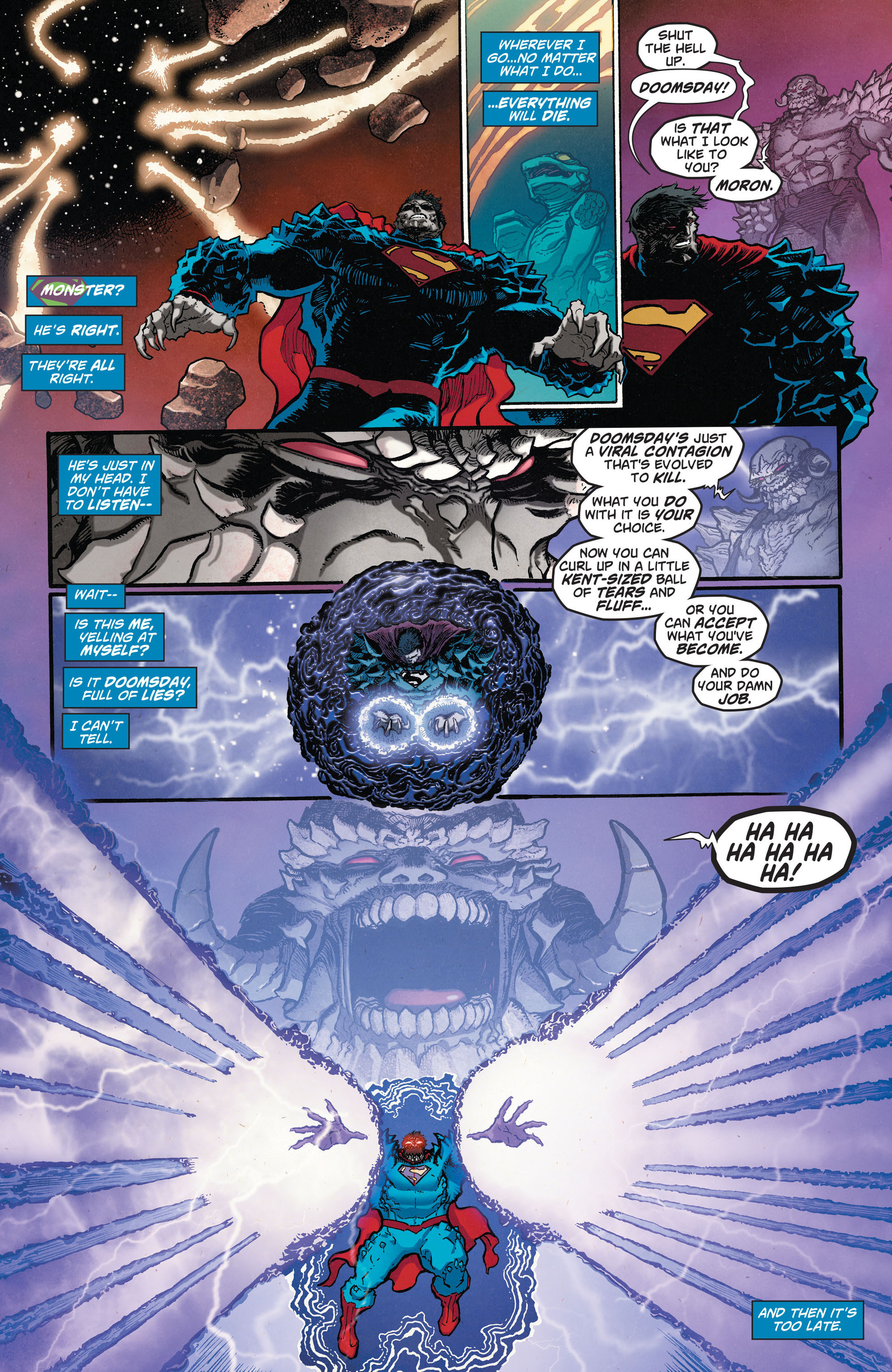 Read online Action Comics (2011) comic -  Issue #33 - 17
